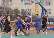世宁消防篮球友谊赛