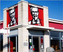 KFC消防工程案例