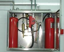 武汉消防--消防工程公司之灭火系统
