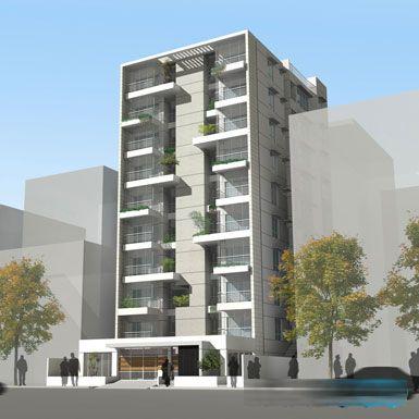 景蓝公寓消防改造工程案例